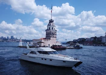 Tailor Made Private Yacht Tour in Istanbul