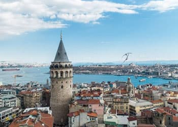 Tour 11 Taksim,  Pera, Galata  Private Tour