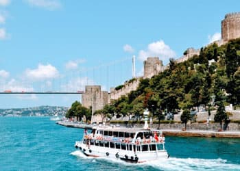 Tour 6 Bosphorus Cruise Morning Tour