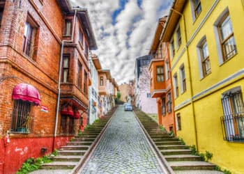 Tour 7 Fener & Balat  Private Tour