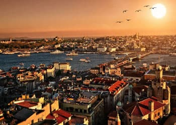 Tour 9 Bosphorus & Golden Horn Tour