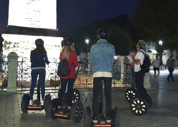 Old City Istanbul Segway Tour - Evening