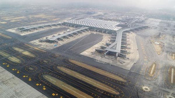 Kolin Transfers Stake in New Istanbul Airport to Kalyon