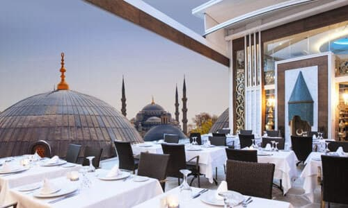 Top 10 Restaurants in Istanbul